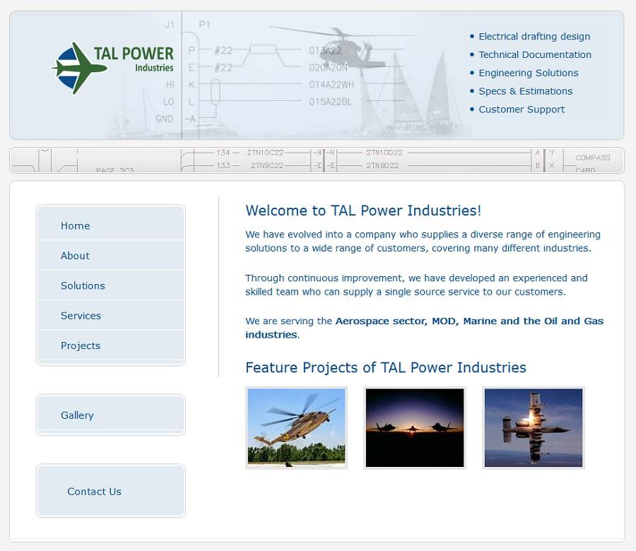 website-screenshot-tal-power