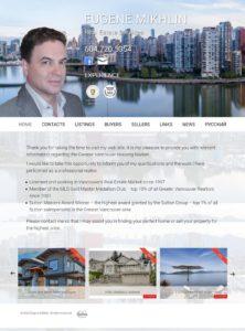 mikhlin realtor website