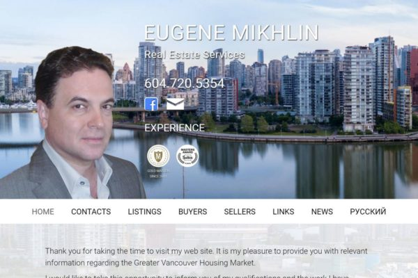 mikhlin realtor website